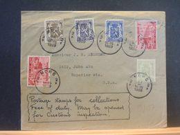 88/857 LETTRE BELGE POUR USA 1939 - Lettres & Documents