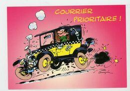 CPM - GASTON - COURRIER PRIORITAIRE ! - (GASTON 1232) - Bandes Dessinées