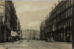 Amsterdam // Fotokaart // Ferdinand Bolstraat 1942 - Amsterdam