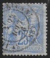 Sage N° 68 Oblitéré  - Cote : 90 € - 1876-1878 Sage (Typ I)