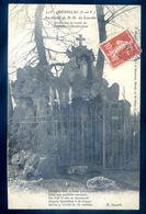 Cpa Du 35 Quédillac La Grotte De N.D. De Lourdes Située Sur La Route De Quédillac à Montauban      AVR20-178ter - Sonstige Gemeinden