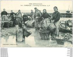 L. 35 CANCALE. Emballage Des Huîtres - Cancale