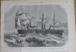 1873         Cuba   CUBA    Le Navire Le VIRGINIUS - Sin Clasificación