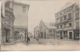 10 BAR-sur-AUBE  La Halle - Bar-sur-Aube