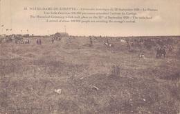 62 - NOTRE DAME DE LORETTE / CEREMONIE HISTORIQUE Du 12 SEPTEMBRE 1920 - Altri Comuni