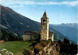 San Romerio (Val Poschiavo) (293) - GR Grisons