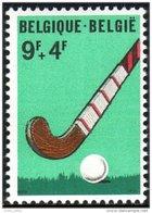 198 Belgium Field Hockey Sur Gazon MNH ** Neuf SC (BEL-566) - Rasenhockey