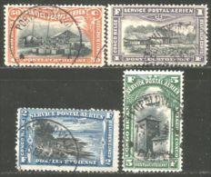 200 Congo Belge 1920 Première Série Aérienne (BLC-40) - Vliegtuigen