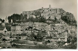 -04 -ALPES- De-HAUTE-PROVENCE-   SISTERON - Vue Generale - Sisteron