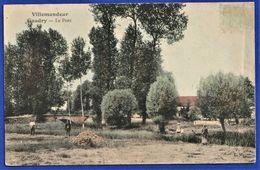 CPA 45 VILLEMANDEUR - GAUDRY - Le Pont - Autres Communes