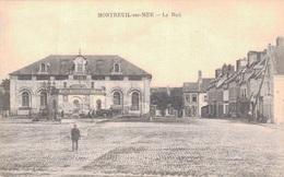 62 - MONTREUIL SUR MER / LA HALLE - Montreuil