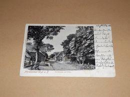 Postkarte-0306-236-Wyk A.Föhr---1903 Gelaufen - Föhr