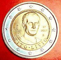 ITALIA - 2017 - Moneta - 2000 Anni Della Morte Di Tito Livio - Euro - 2.00 - Italie