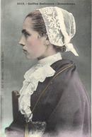 Carte POSTALE Ancienne De   DOUARNENEZ - Coiffe Bretonne - Douarnenez