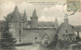 Névez (29 - Finistère)  Château De Hénan - Névez