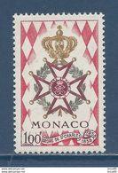 Monaco - YT N° 490 - Neuf Sans Charnière - 1958 - Monaco