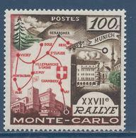 Monaco - YT N° 491 - Neuf Sans Charnière - 1958 - Monaco