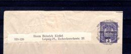 Österreich  Vorausentwertungen 1916  Vorausentwertung  Streifband - Gebruikt