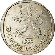 Monnaie, Finlande, Markka, 1983, TTB, Copper-nickel, KM:49a - Finlandia