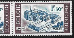 1386-V1 En Paire - Variété V1 T6 Puit Dans La Cour  (Alb. Noir N° 38) - Varietà E Curiosità