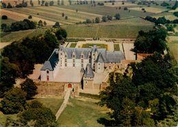 Haute Goulaine * Vue Aérienne * Le Château De Goulaine * Façade Principale - Haute-Goulaine