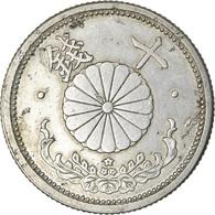 Monnaie, Japon, Hirohito, 10 Sen, 1943, TTB+, Aluminium, KM:61.3 - Japón