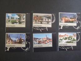 UN. 2016 NEW YORK CZECH REPUBLIC PRAGUE FROM BOOKLET  MNH**.  (IS52-52-02-0220) - Unused Stamps