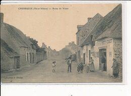 CHERRUEIX : Route Du Vivier - Très Bon état - Francia