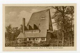 D413 - Bilthoven Gerard Doulaan -  Landhuis Gaudeamus - Architect Fr. Röntgen - Bilthoven