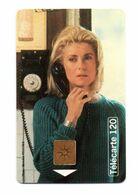 Télecarte Collection Téléphone Et Cinéma - Schede Telefoniche