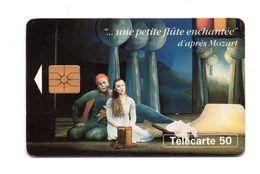 """Télécarte """"Mozart"""" - Musique"""