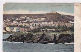 Las Palmas - Paquebot-cancel - 1905      (A-250-200722) - Gran Canaria