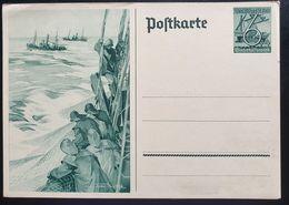 Deutsches Reich 1937, Postkarte P266 Ungebraucht - Briefe U. Dokumente