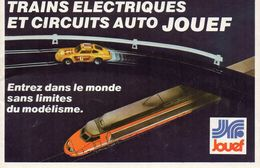 CATALOGUE JOUETS JOUEF - TRAINS ELECTRIQUES ET CIRCUITS AUTO - Sonstige