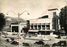 74.  ANNECY .  Le Casino Et Le Théatre . - Annecy