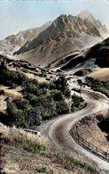 CPSM 73 Valloire Route Du Galibier N°1 - Sonstige Gemeinden