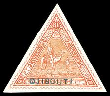 N°5, 5f Rouge. SUPERBE. R.R. (signé Margues/Brun/certificat)  Qualité: *  Cote: 2300 Euros - Nuevos