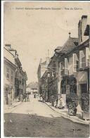 Saint Génix Sur Guiers : Rue Du Centre - Frankreich