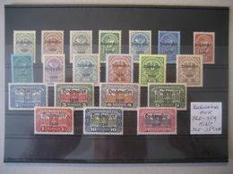 """Österreich 1921- """"Hochwasserserie"""" ANK Und Mi.Nr. 340-359** Postfrisch - Unused Stamps"""