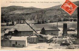 Sainte-Foy-l'Argentière - Le Puits Fenoyl , Vue D'ensemble - - Zonder Classificatie