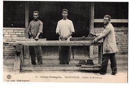 BRAZZAVILLE ATELIER DE MENUISERIE ANIMEE - Brazzaville