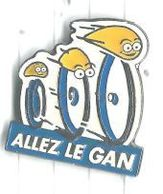 Assurance GAN Sponsor Cyclime Vélo - Ciclismo