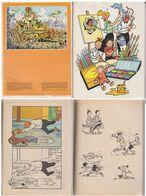 Album à Colorier Bob Et Bobette   1975 - Livres, BD, Revues