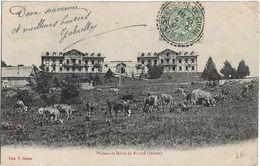Savoie : Plateau Et Hôtel Du Revard - Frankreich