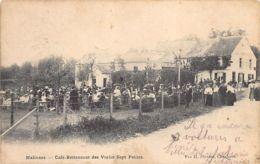 Nalinnes (Hainaut) Café-Restaurant Des Vraies Sept Petites - Belgium