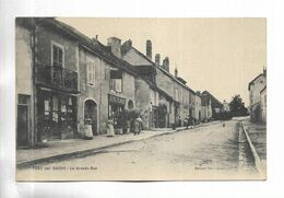 70 - PORT-sur-SAÔNE - La Grande-Rue - Frankreich