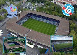 STRASBOURG Stade De La Meinau Stadium Estadio - Strasbourg
