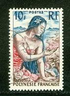French Polynesia / Polynésie Française; Scott # 189; Usagé (3344) - Polinesia Francese