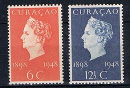 L 521 ++ CURACAO 1948 MNH POSTFRIS ** - Curaçao, Antille Olandesi, Aruba