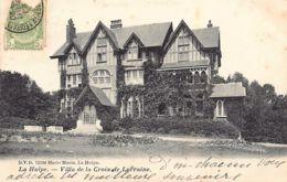 LA HULPE (Br. W.) Villa De La Croix De Lorraine - La Hulpe